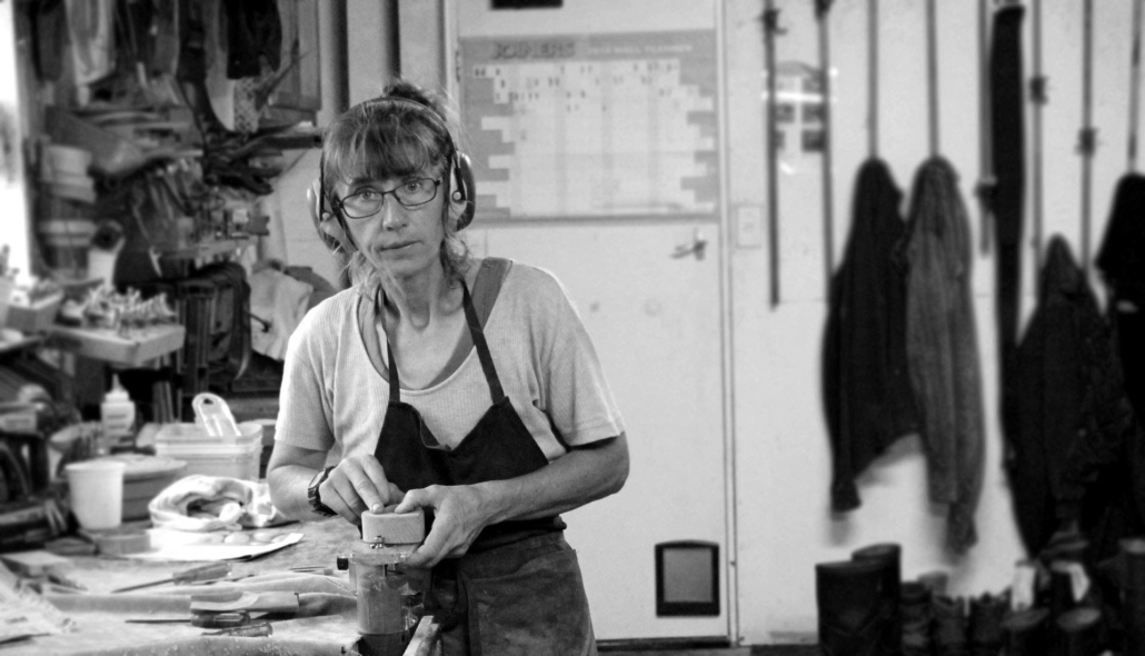 Silvia Fitzli - Swiss Wood Technician